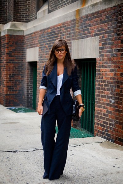 Fashion on Miroslava Duma Working Girl Style By Garance Dore