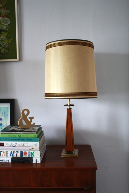 design dream house mid century modern lamp