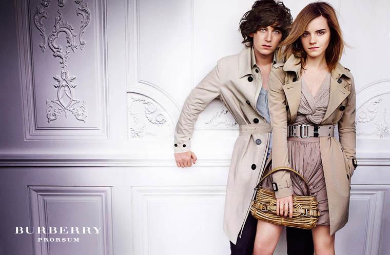 Emma Watson Modeling 2010. but I think a model like