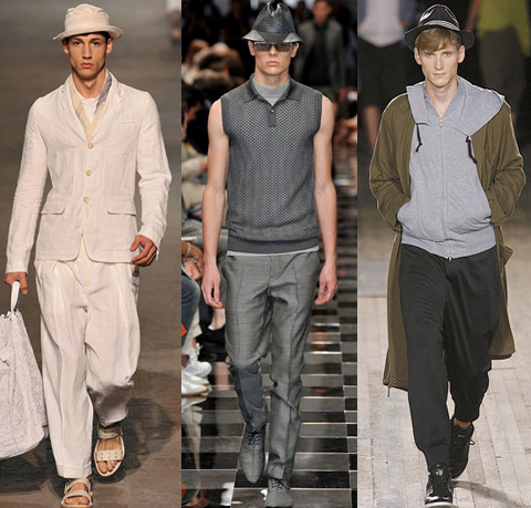 edd324f96a1 cool style dress fashion  TRENDSPOTTING spring summer 2010 mens